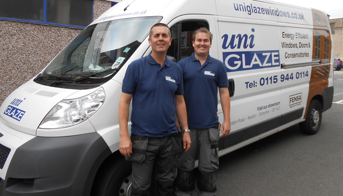 Uniglaze Ilkeston - About Us