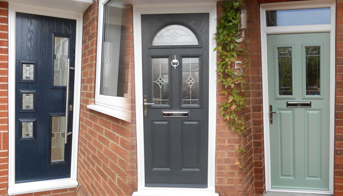 Uniglaze Ilkeston - Composite Doors