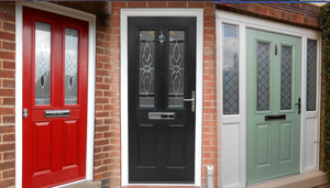 We Have A Vast Choice Of Composite Doors From Leading