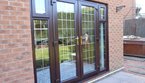 Uniglaze Ilkeston - Gallery French Doors