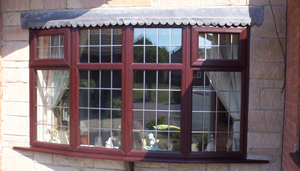 Uniglaze Ilkeston - Gallery Windows UPVC Woodgrain