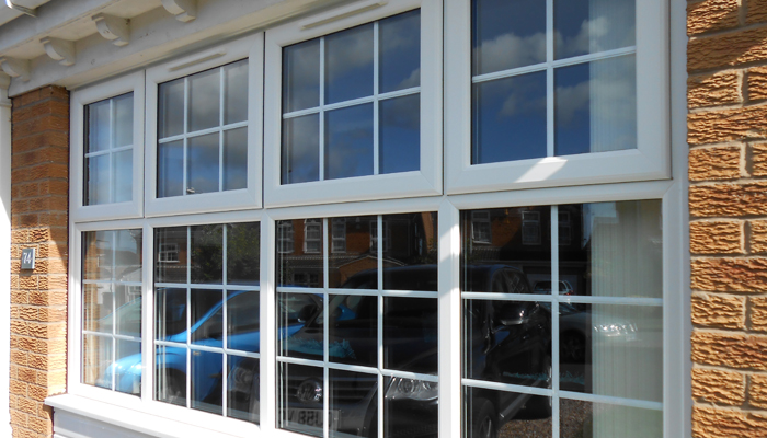 Uniglaze Ilkeston - Gallery UPVC Windows