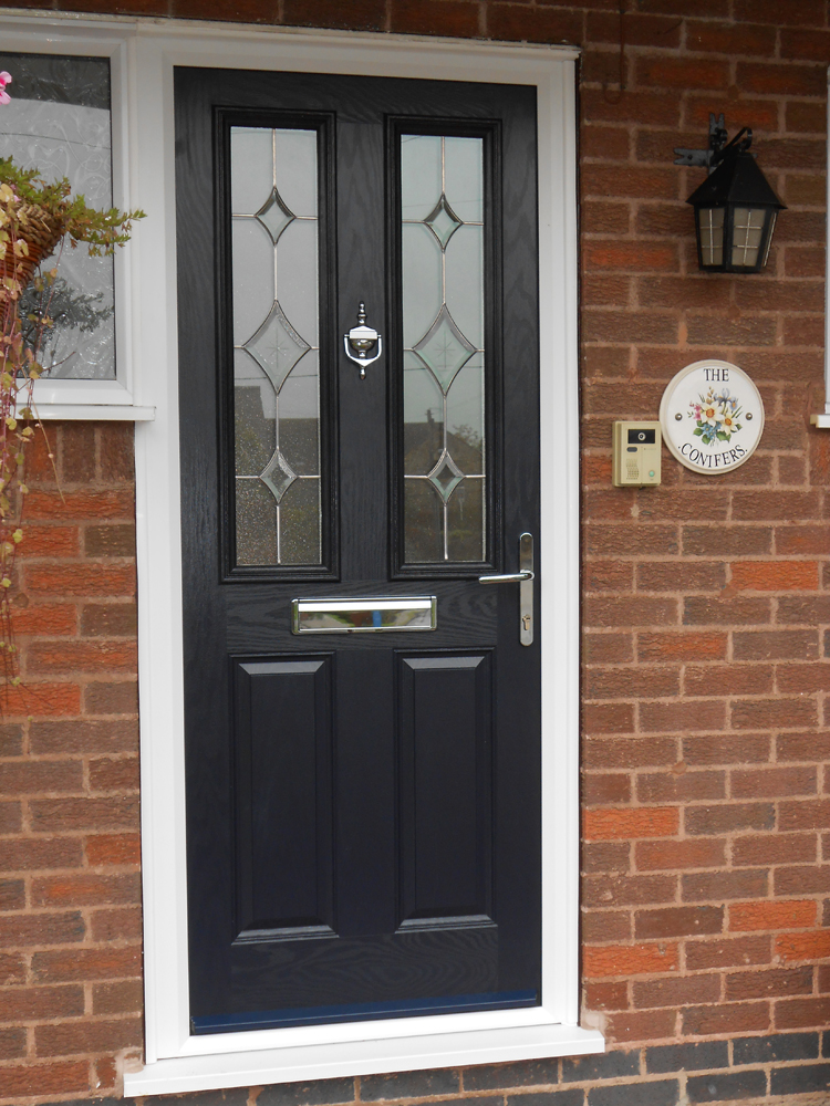 We Have The Largest Range Of Composite Doors Available