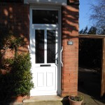 UPVC doors photo