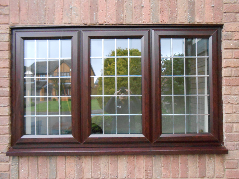See our ilkeston rosewood and oak woodgrain windows gallery for Upvc company